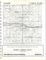 Map Image 006, Olmsted County 1965
